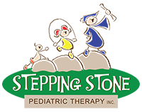 Stepping Stone Pediatric Therapy Logo